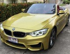 2015 BMW M4 รับประกันใช้ดี