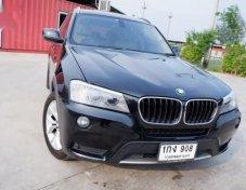 2013 BMW X3 รับประกันใช้ดี