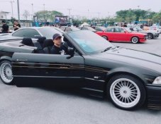 1996 BMW SERIES 3 รับประกันใช้ดี