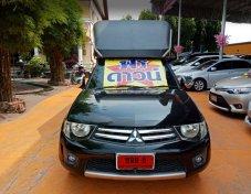 ฟรีดาวน์ ไม่ต้องใช้เงินออกรถสักบาท จัดผ่านง่าย อนุมัติไว MITSUBISHI TRITON CAB +แก๊ส LPG