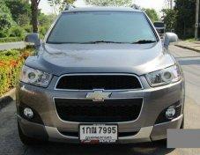 Chevrolet CAPTIVA ดีเซล ปี 2012 รุ่น 2.0 LSX
