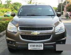 Chevrolet TRAILBLAZER ดีเซล ปี 2012 รุ่น 2.5 LT