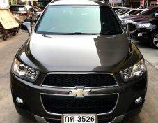 Chevrolet CAPTIVA ปี 2012 ดีเซล รุ่น 2.0 LSX