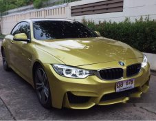 2015 BMW 420Ci รับประกันใช้ดี