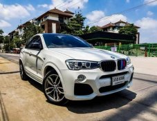 BMW X4 Msport package ปี2016 fulloption