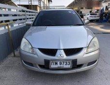 2004 Mitsubishi LANCER GLX sedan