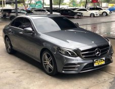 2016 Mercedes-Benz E200D AMG Dynamic sedan