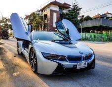 2016 BMW I8 Hybrid convertible