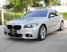 2014 BMW 525d Luxury sedan