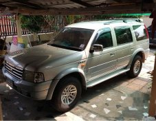 2003 FORD Everest รับประกันใช้ดี
