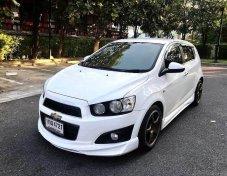 2013 Chevrolet Sonic 1.4 LTZ Auto