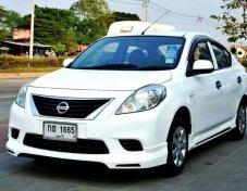 2013 Nissan Almera 1.2 E sedan