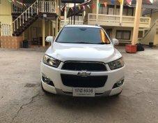 ขายรถ Chevrolet Captiva 2.4 Ltz ปี 2012 อำเภอเมือง จังหวัดราชบุรี