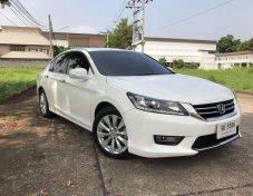 2014 Honda ACCORD 2.0 EL sedan