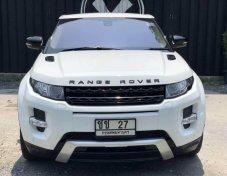 Range Rover Evoque SD4 ‼️  EVOQUE Coupe 3 ประตู Diesel Fulloptions 2012