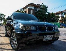 2006 BMW X3 x-drive