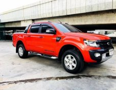 2014 Ford RANGER WildTrak ดีเซล 2.2