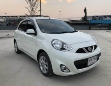 NISSAN MARCH 1.2 VL Top ปี 2013