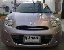ขายรถ NISSAN MARCH EL 2011