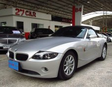 2006 BMW Z4 รถเปิดประทุน สวยสุดๆ