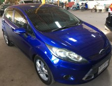 FORD FIESTA 1.6 S ปี 2012