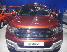 2018 Ford Everest Titanium suv