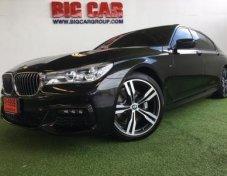 ขาย BMW 730LD 3.0 M SPORT ปี 2017 a/t สีดำ (91/V24)