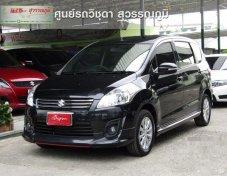 รถสวย ใช้ดี SUZUKI Ertiga wagon