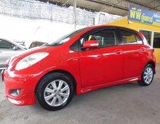 2010 TOYOTA YARIS 1.5E Limited ออโต้ ชุดแต่ง TRD รอบคันABS AIRBAGคู่ รถสวยจริงน็อตไม่เคยขยับราคาถูก