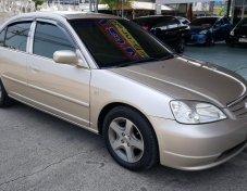 Honda Civic Dimension 1.7 Vtec - AT ปี 01