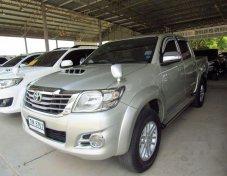 ขายรถ TOYOTA Hilux Vigo G Prerunner VN Turbo 2012 รถสวยราคาดี