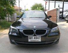 BMW 520d 2.0 ปี2009 รุ่นTOP sedan