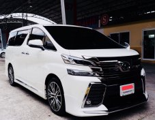 2017 Toyota VELLFIRE Z G EDITION mpv