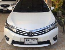 ขาย Toyota Altis 1.8V Navi (เจ้าของขายเอง)