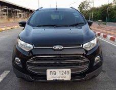 2015 Ford EcoSport Titanium suv รถบ้าน มือเดียว สวยจัด พิเศษเพียง 469,000 บาท  ซันรูฟ