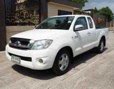 ปี 2009 Toyota Hilux Vigo 2.7G Smart Cab เกียร์ออโต้ รถสภาพนางฟ้า