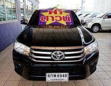 2017 Toyota Hilux Revo 2.4 E pickup