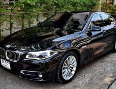 BMW528i SERIES 5 ไมเนอร์เชนจ์ ไฟAdaptive 528i TwinPowerTurbo Luxury (Bsi เหลือเยอะ) BookService กุญแจสำรองครบ