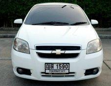 Chevrolet Aveo1.6Lsx เบนซิน ปี2011 รถสวยเดิมๆ พร้อมใช้งาน ฟรีดาวน์ครับ