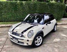 2005 Mini cooper (รถศูนย์millenium)