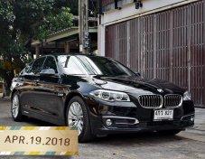 BMW 525d Luxury สีดำ ปี2015