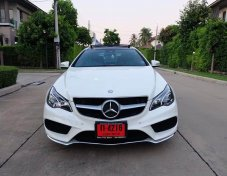 Benz E200 Coupe ปี2014 AMG-Package