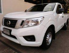 2017 Nissan NP300 Navara Single S  รถบ้านสวยๆ สภาพดี ราคาถูก