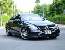Benz E200 Coupe Amg Package ปี 2014