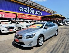 TOYOTA CAMRY 2.5 HV AT ปี 2012