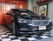 2016 BMW SERIES 7 รับประกันใช้ดี