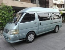 2005 TOYOTA COMMUTER รับประกันใช้ดี