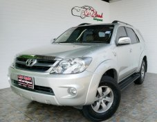 Toyota FORTUNER 2.7V 4WD AT 2007 สีบรอนเงิน