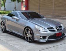 Mercedes-Benz SLK200 Kompressor 1.8 R171 (ปี 2009) Convertible AT ราคา 1,390,000 บาท