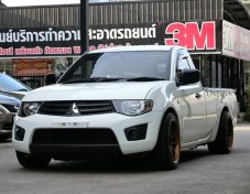 2014 Mitsubishi TRITON CNG pickup